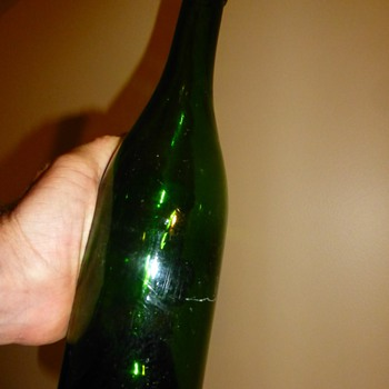 Wine bottle find