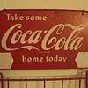 1950's Coca-Cola Six-pack Display Rack