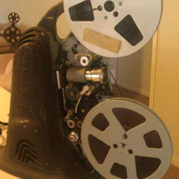 Art Deco Style 1930's Apollo Projector
