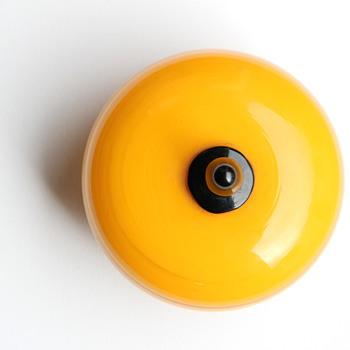 Tango Powder Bowl - Art Glass