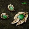 Trifari Brooch Set - Jewels of India