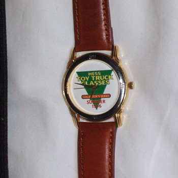 Hess Watch - Wristwatches