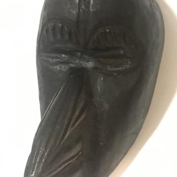 Dan passport mask help - Fine Art