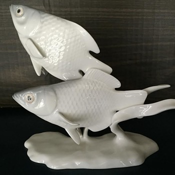 Noritake Bone China Fish - China and Dinnerware