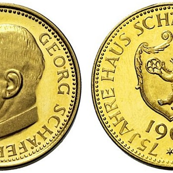 """""""IN MEMORY 05/24/2021"""" Momma's German Heritage Private Stock - Gold"""