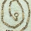 Vintage Art Deco Watch Chain