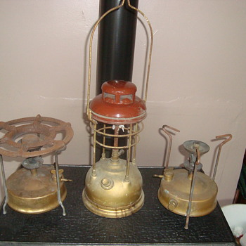 more brass - Lamps