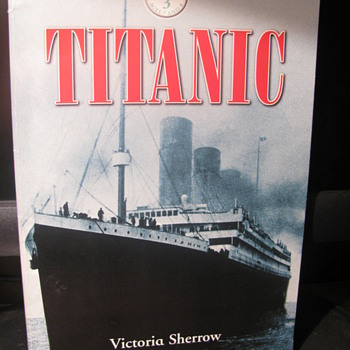 Titanic  by Victoria Sherrow - Books