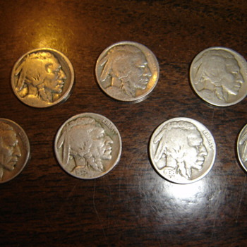 My collection of Indians! - US Coins