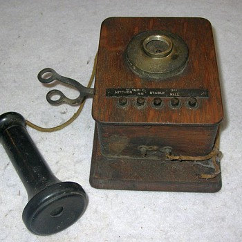 Loeffler Phone Company - Telephones