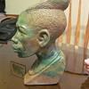 dads african rock sculptures