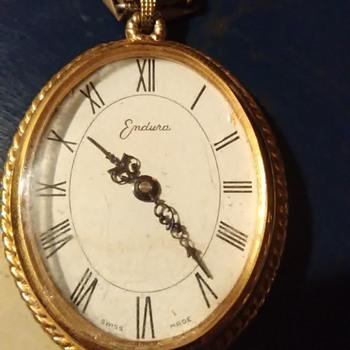 My mother's pendant watch - Fine Jewelry
