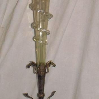 Vase old? - Art Glass