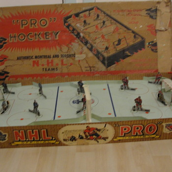 Eagle Toys Hockey Game 1957 - Games