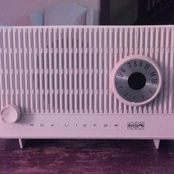 My 1965 Rca Radio  - Radios