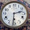 Antique clock Face/Movement AU CARILLON
