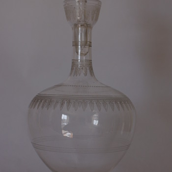 Christopher Dresser Decanter - Bottles