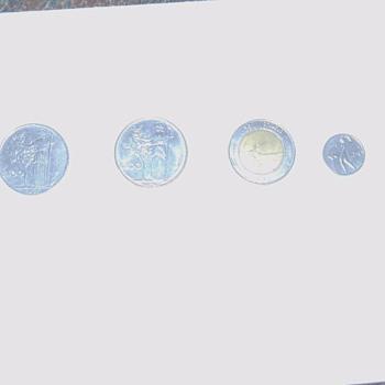 Italian coins - World Coins