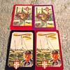 1967/1974-playing cards-'double swipe'.