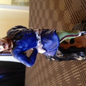 Recently found figurine