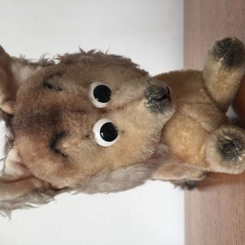 Steiff Fox Perhaps? - Dolls