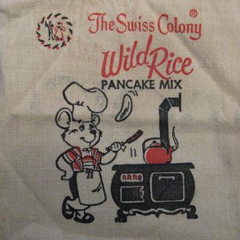 Swiss Colony Pancake Mix - Kitchen