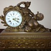 Dutertre A Paris Mantel Clock