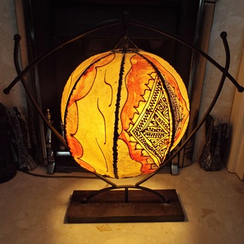 Old  Lamp  - Lamps