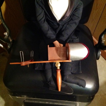 Underwood & Underwood Stereoscopic viewer - Photographs