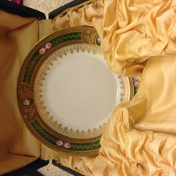 Demi-tasse saucer-looking for cup - China and Dinnerware