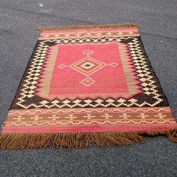 Vintage Blanket Loom made Native American or not