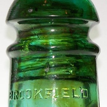 Brookfield CD102 with amber swirls