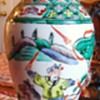Repost, This was first post by me with 0 loves! haha  so I try again!!  Chinese vase from Hospice  $8.00