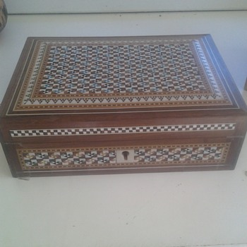 India boxes - Asian
