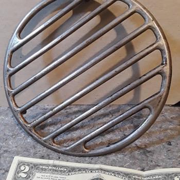 old aluminum broiler rack - Kitchen