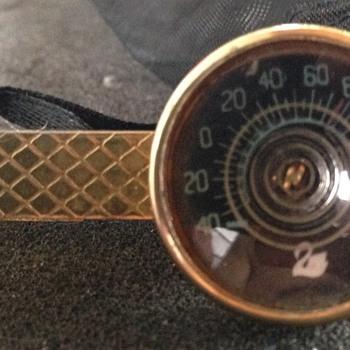 Thermometer Tie Clip - Accessories