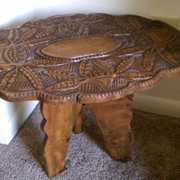 Haitian Table - Furniture