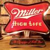 1954 Miller High life Cash Register Topper