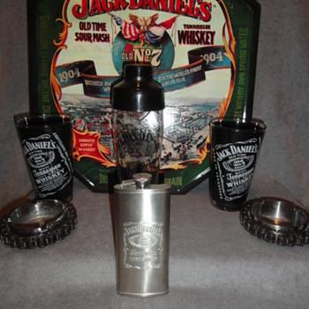 Jack Daniel's Items