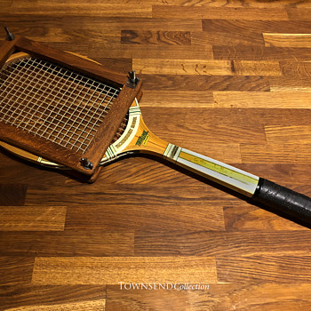The T. EATON Co. Limited TruLine Superb Championship Play Tennis Racket circa. 1964 - Sporting Goods