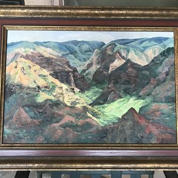 Irma Brickman  (20th century)  Painting  - Fine Art