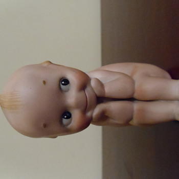 Kewpie O'Neil Thinking Signed Twice? - Dolls