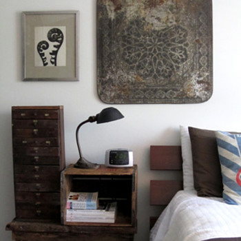 INFO NEEDED - Antique Wabash Stove Board - Furniture