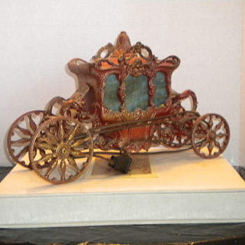 Carriage Lamp - Lamps