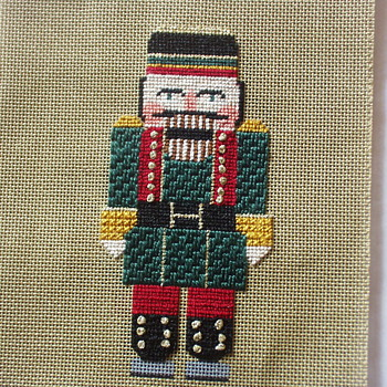 Vintage Needlepoint Susan Roberts? - Rugs and Textiles
