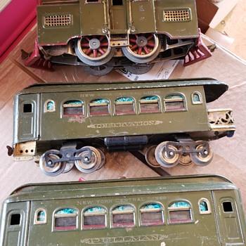 Standard Gauge Delight - Model Trains