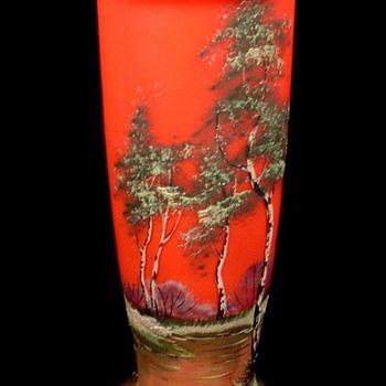 "Carl Hosch Export mark (that ""other"" oval) - Art Glass"