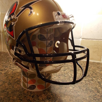 CFL ottawa rough riders helmet  - Football