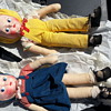 Silk Cloth Dolls (no info) help me please
