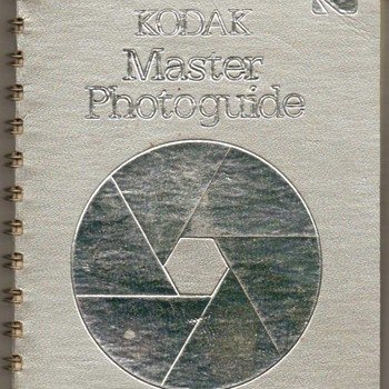 1976 - Kodak Master Photoguide - Books